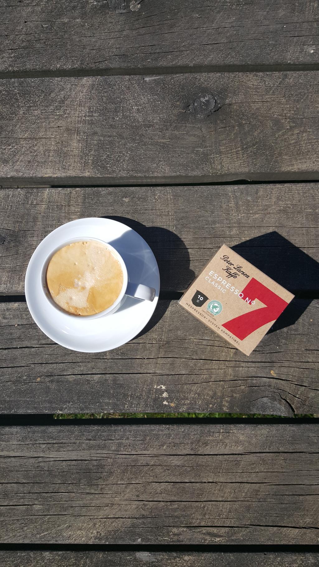 kolonihave peter larsen bionedbrydelige kaffekapsler nespresso