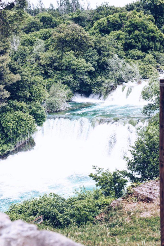 krka vandfald
